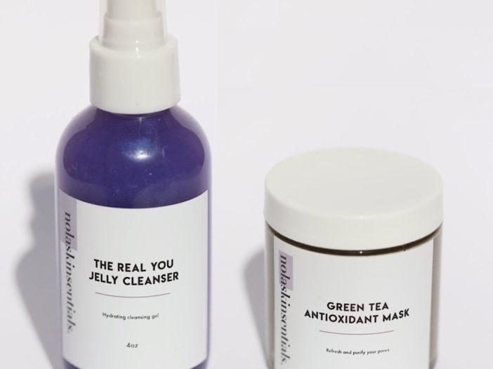 Nolaskinsentials Jelly Cleanser & Detox Mask